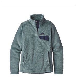 NEW Patagonia re-tool snap pullover